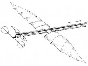 primeiro-aeromodelo